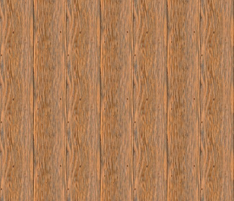 Wood Planks fabric by animotaxis on Spoonflower - custom fabric