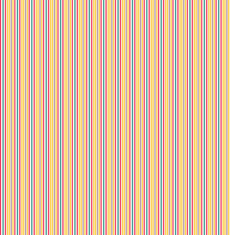 Flying_Leap_Stripe fabric by patsijean on Spoonflower - custom fabric