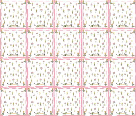 Baby Blocks fabric by laurabotsford on Spoonflower - custom fabric