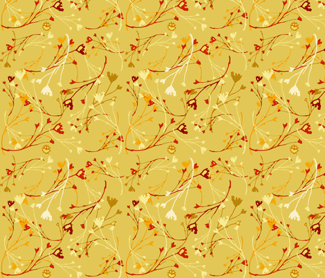 NatureWorks3 fabric by catail_designs on Spoonflower - custom fabric