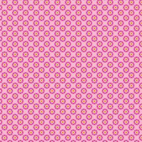 Small tesselation pink