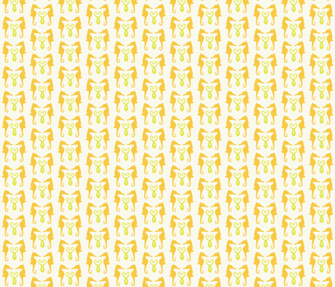 Ocean Equus Love fabric by oceanpien on Spoonflower - custom fabric