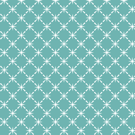 Turquoise Lattice