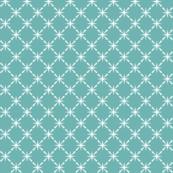 Turquoise Lattice