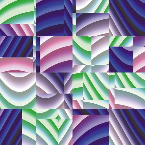 Ribbon Mosaic 2