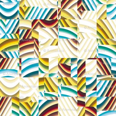 Ribbon Mosaic 4
