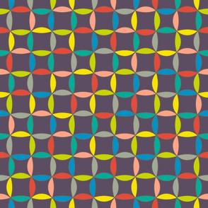 Game Circles Purple