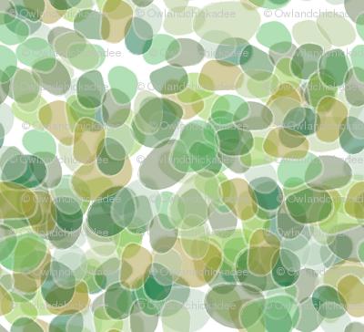 Sea Glass - Greens