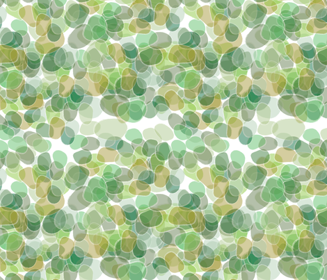 Sea Glass - Greens