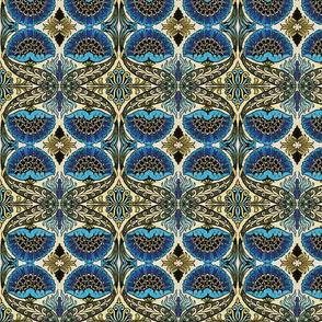 Mongolian Blue