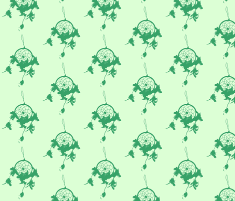 dreamcatcher fabric by meaganrogers on Spoonflower - custom fabric