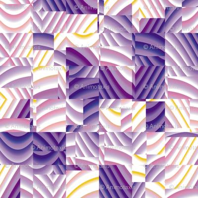 Ribbon Mosaic 12