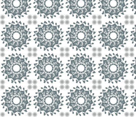 Star bursts fabric by meaganrogers on Spoonflower - custom fabric