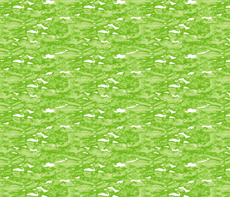 Mmm... Crispy Lettuce fabric by evenspor on Spoonflower - custom fabric