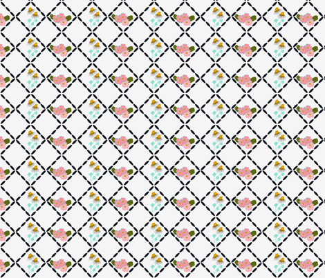 Stitches_6_repeat fabric by ©_lana_gordon_rast_ on Spoonflower - custom fabric