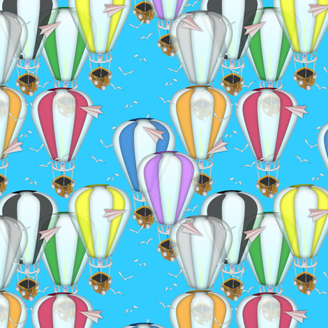 aero fabric by glimmericks on Spoonflower - custom fabric