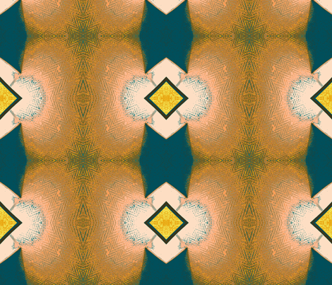 Totem fabric by susaninparis on Spoonflower - custom fabric