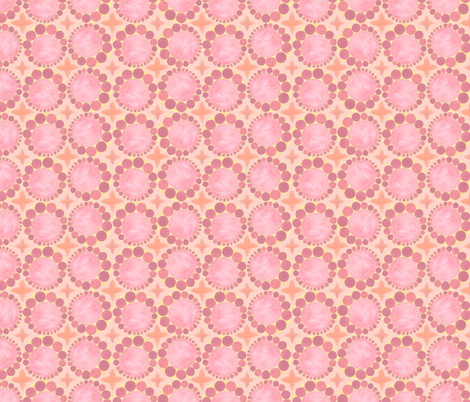 Kristi - Circles fabric by katrinazerilli on Spoonflower - custom fabric