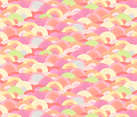 Kristi - Clouds fabric by katrinazerilli on Spoonflower - custom fabric