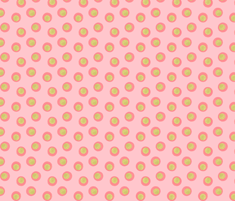 Kristi - Dots fabric by katrinazerilli on Spoonflower - custom fabric