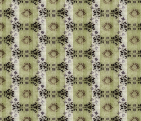 Cucumber fabric by feebeedee on Spoonflower - custom fabric