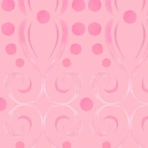 Kristi - Swirl - Pink