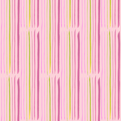 Kristi - Stripe fabric by katrinazerilli on Spoonflower - custom fabric
