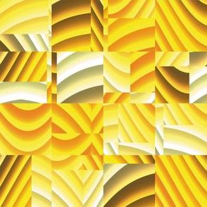 Ribbon Mosaic 13