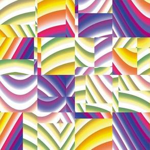 Ribbon Mosaic 14