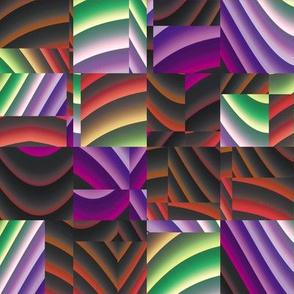 Ribbon Mosaic 17