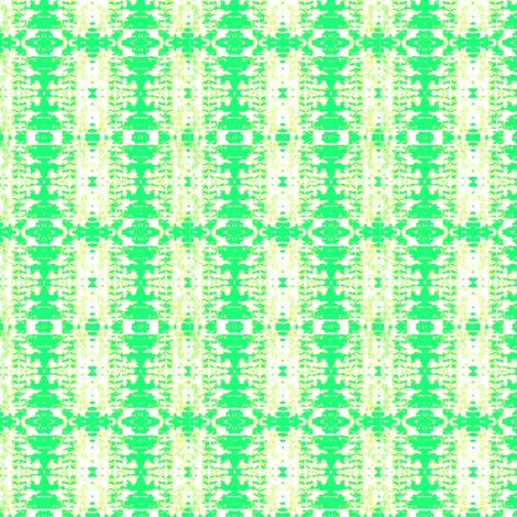 China_wisdom GREEN July 8 2012 by evandecraats fabric by _vandecraats on Spoonflower - custom fabric