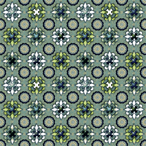 beauteous 2-ch fabric by glimmericks on Spoonflower - custom fabric