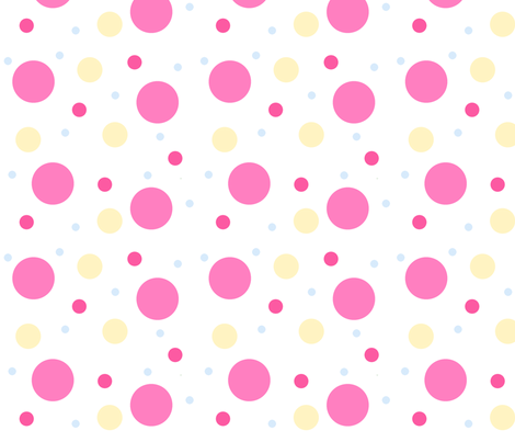 Fun Dots, ATD 707 fabric by arttreedesigns on Spoonflower - custom fabric