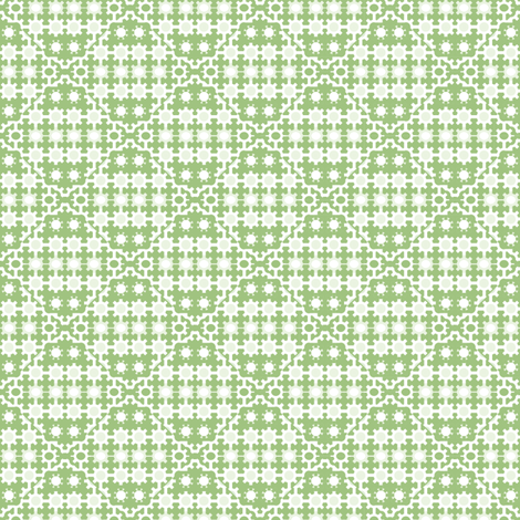 The Fifties fabric by haakjesluiten on Spoonflower - custom fabric