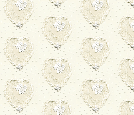 ICING ON THE CAKE fabric by pavlova_is on Spoonflower - custom fabric
