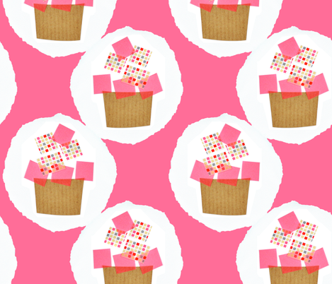 Washi Cake fabric by happy_to_see on Spoonflower - custom fabric
