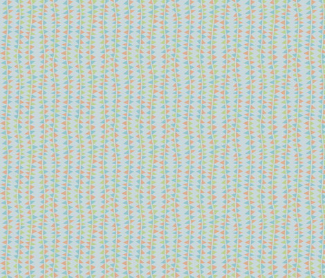 tails_ORANGE fabric by glorydaze on Spoonflower - custom fabric