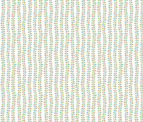 tails_white_blue fabric by glorydaze on Spoonflower - custom fabric