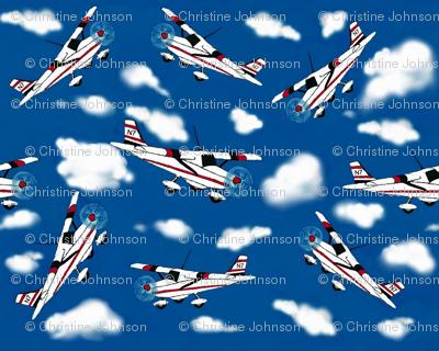 Air Show Acrobats