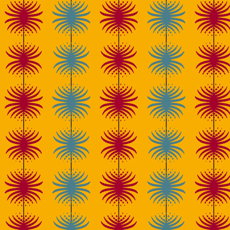 Posser (Carnival) fabric by david_kent_collections on Spoonflower - custom fabric