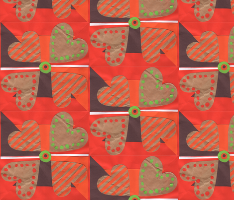gingerbreadforchristmas fabric by creative_cat on Spoonflower - custom fabric
