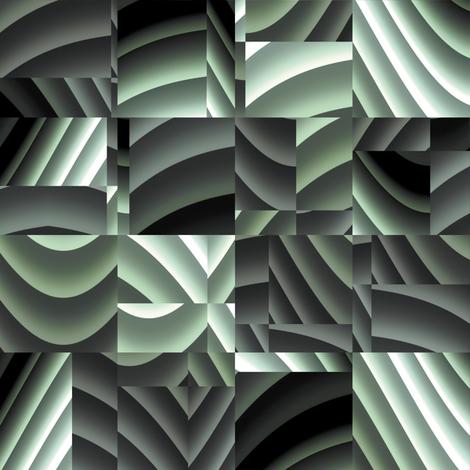 Ribbon Mosaic 19