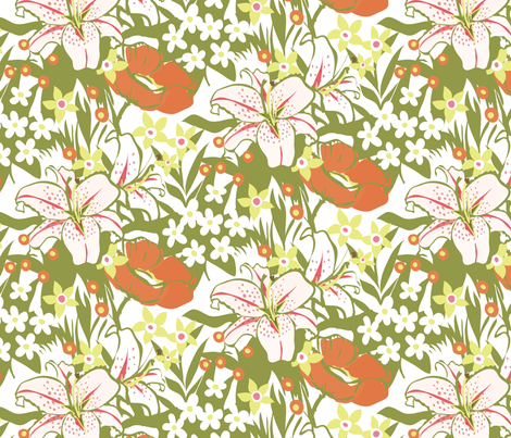dress50 fabric by caitlinrose on Spoonflower - custom fabric