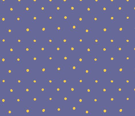 Circle Dots fabric by katebutler on Spoonflower - custom fabric