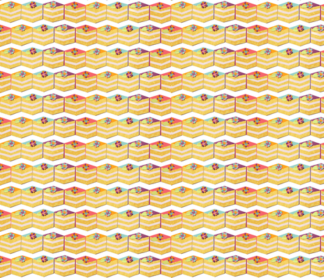 Petit Fours fabric by wendyg on Spoonflower - custom fabric