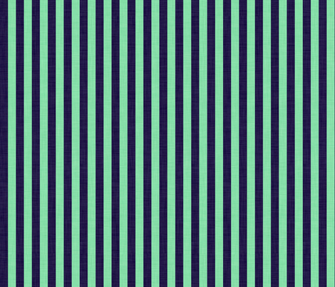 minted_striped_and_navy fabric by holli_zollinger on Spoonflower - custom fabric