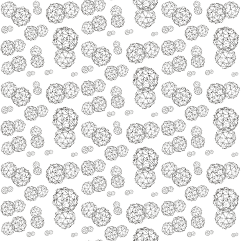 Orbita  fabric by danielkinkade on Spoonflower - custom fabric