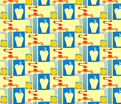 Cider Pressing fabric by boris_thumbkin on Spoonflower - custom fabric