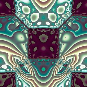 Fractal Mirror 18