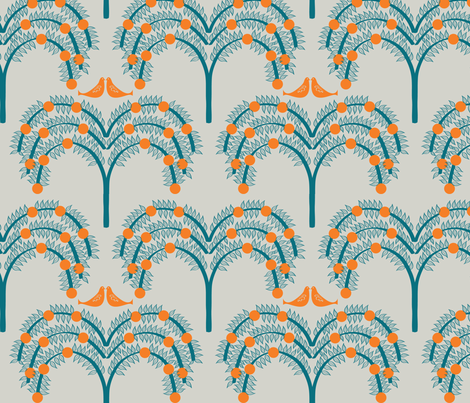 tree3 fabric by sary on Spoonflower - custom fabric